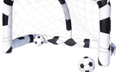 Bestway - But de football gonflable