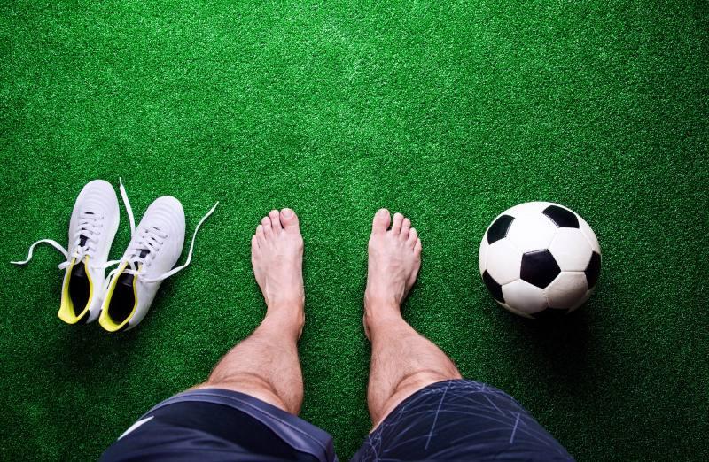 pieds-nus foot